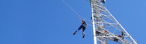 Usluge visinski radovi - elektro radovi na visini