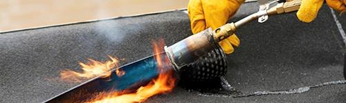 Usluge visinskih radova - Hidroizolacija krova