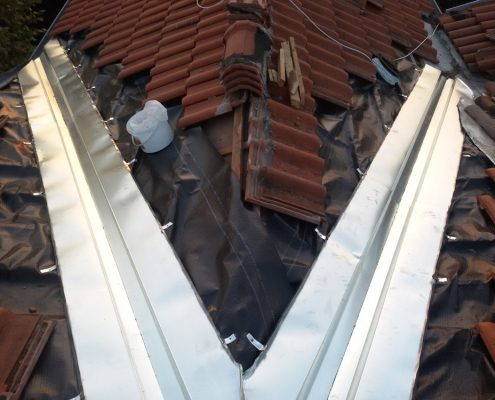 Reparacija krova